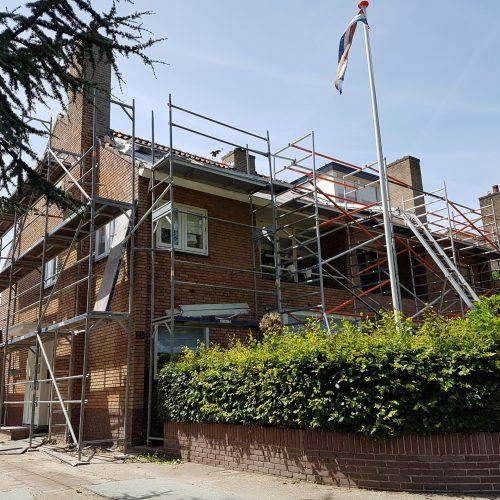 dak renovatie katwijk