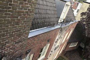 zinken dakgoot vernieuwen