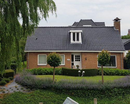 Dakpannen-Rotterdam