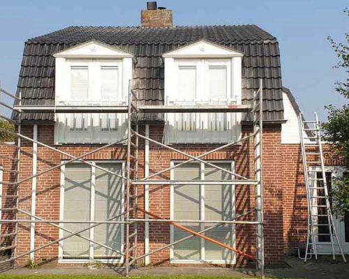 Verwijderen--asbest-dak,-plaatsen-nieuwe-dakpannen-met-isolatie-in--oosterhout3
